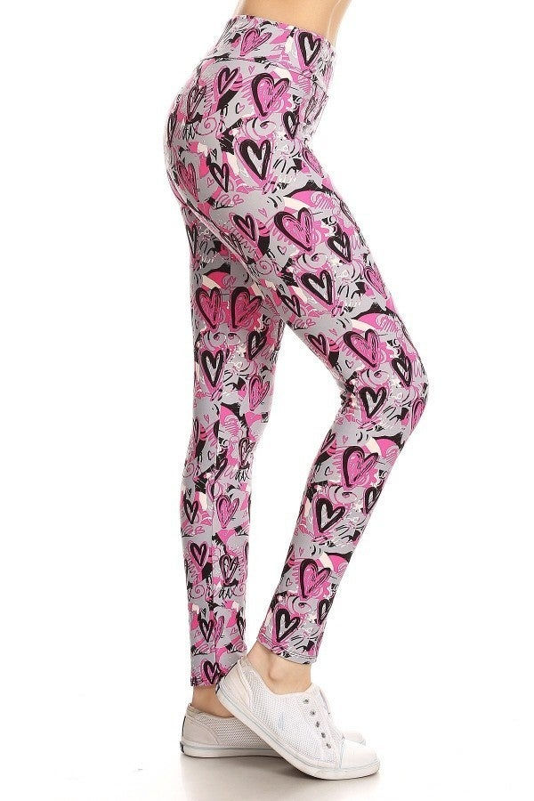 VALENTINES LEGGINGS