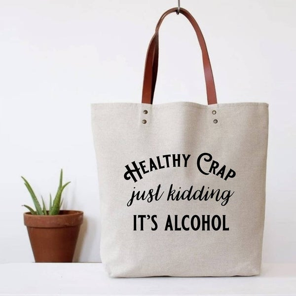 FUNNY TOTE BAGS