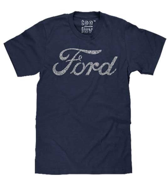 FORD SCRIPT GRAPHIC TEE