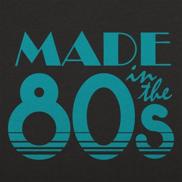 MADE IN THE 80S GRAPHIC TEE