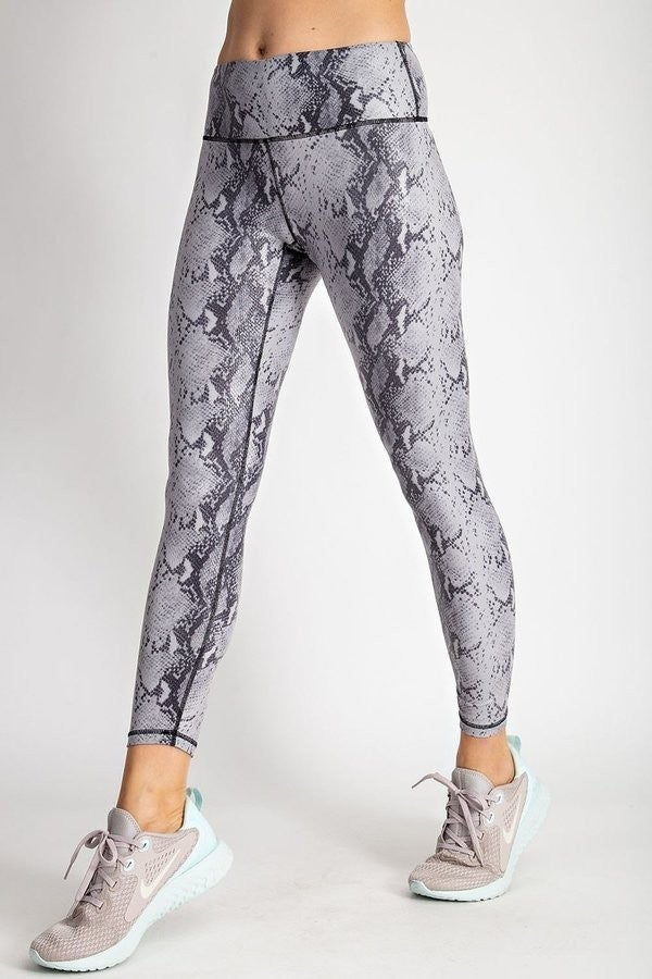 Snake Full Length Yoga Leggings