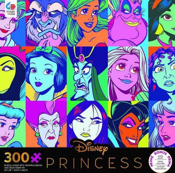 DISNEY 300 PIECE PUZZLES