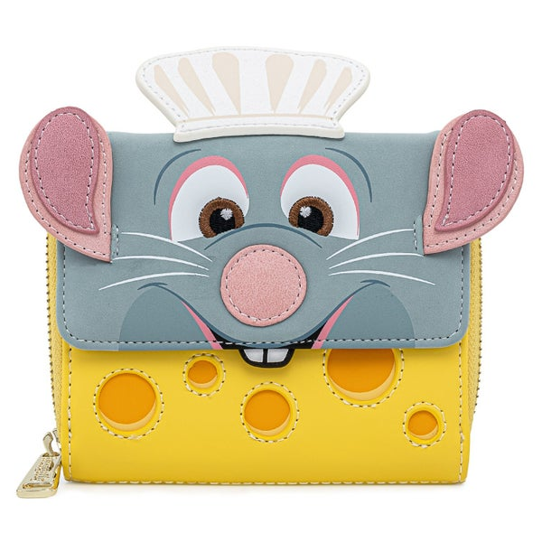 LOUNGEFLY DISNEY PIXAR RATATOUILLE CHEF COSPLAY WALLET (PRE-ORDER, MAY 2021)