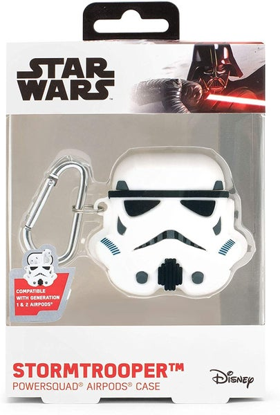 STAR WARS STROMTROOPER POWERSQUAD AIRPOD CASE