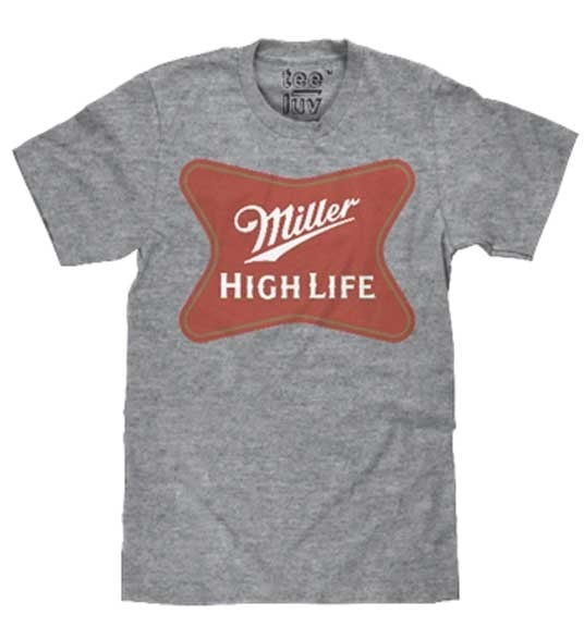 MILLER HIGH LIFE GRAPHIC TEE