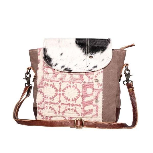 PINK MADNESS SHOULDER BAG