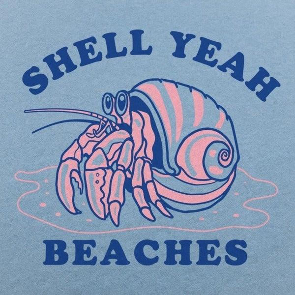 SHELL YEAH BEACHES