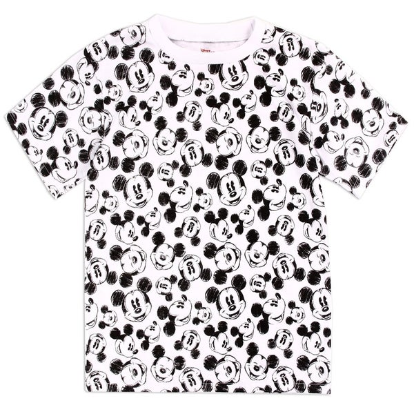 MICKEY MOUSE Boys 4-7 AOP T-Shirt