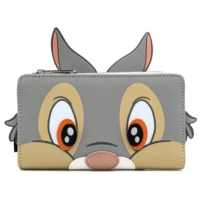 DISNEY LOUNGEFLY BAMBI THUMPER COSPLAY WALLET