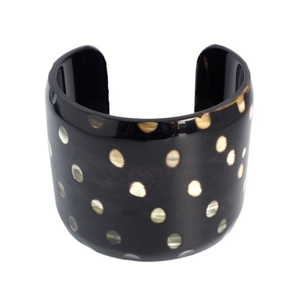 WIDE HORN SPOTTED CUFF