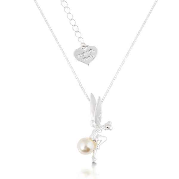 COUTURE KINGDOM Disney Tinker Bell Pearl Necklace