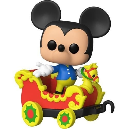 Disneyland Casey Jr. Car 3 with Mickey Pop! Train