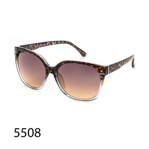 Oversized Retro Style Sunglasses