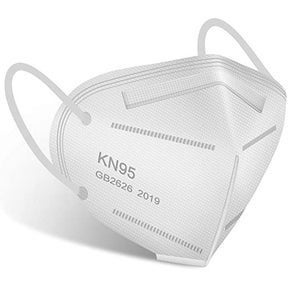 KN95 FACE COVERING - 20 PACK