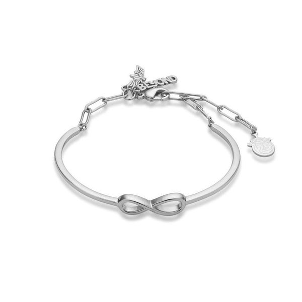 COUTURE KINGDOM TOY STORY TO INFINITY & BEYOND BRACELET - WHITE GOLD