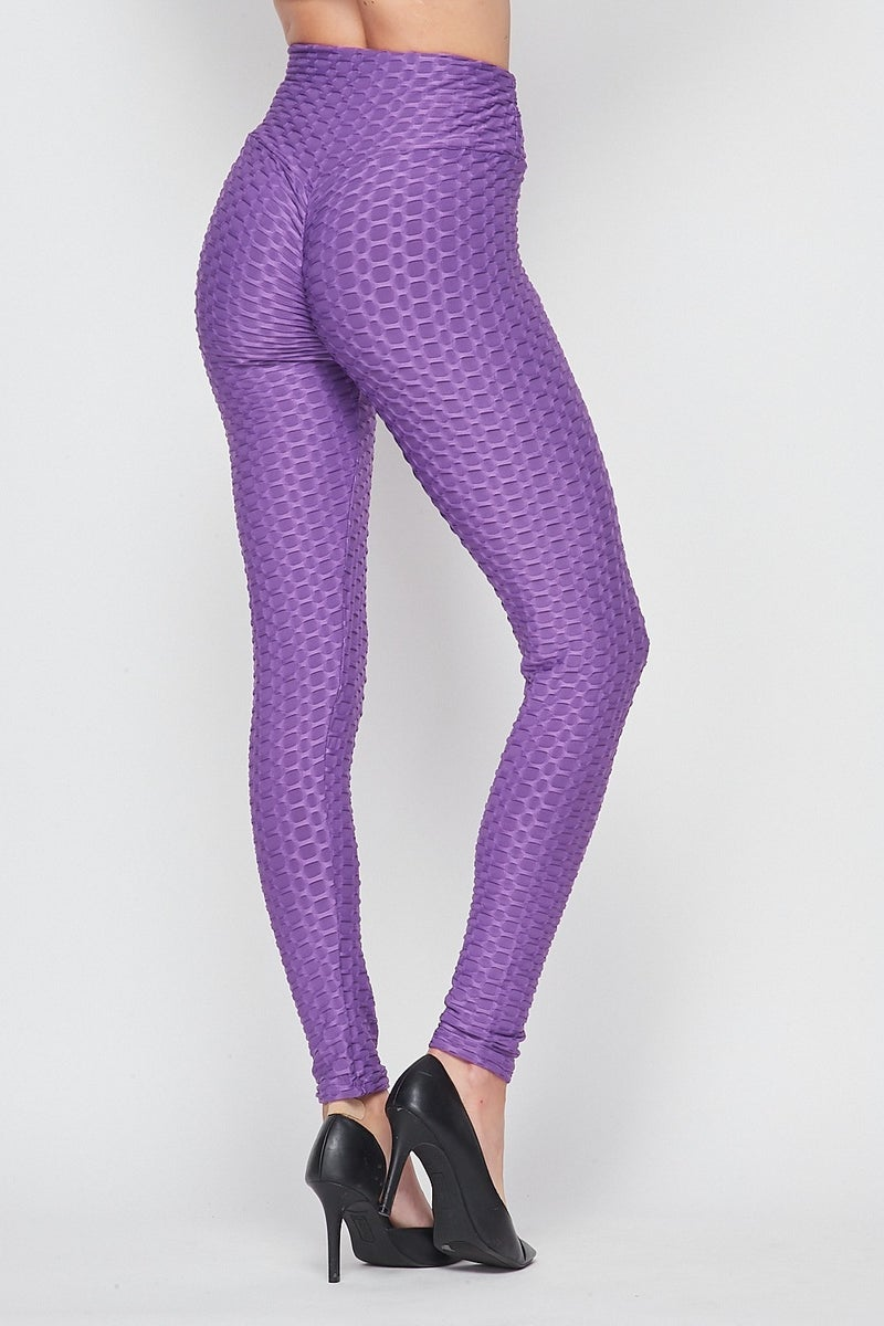 High Waist Luxury Scrunch Butt Lifting Leggings
