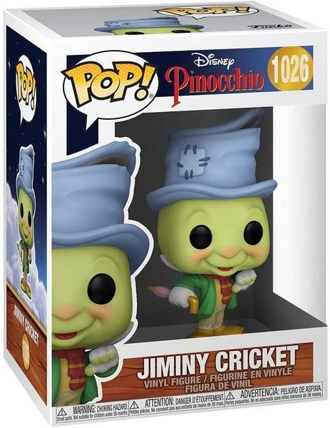 Funko Pop! Disney: Pinocchio - Street Jiminy