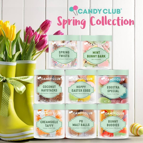 CANDY CLUB - SPRING 2021 COLLECTION