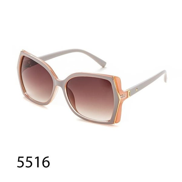 Boutique Butterfly with Gold Decors Sunglasses