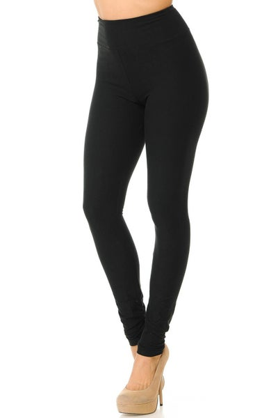 BUTTERY SOFT SOLID LEGGINGS