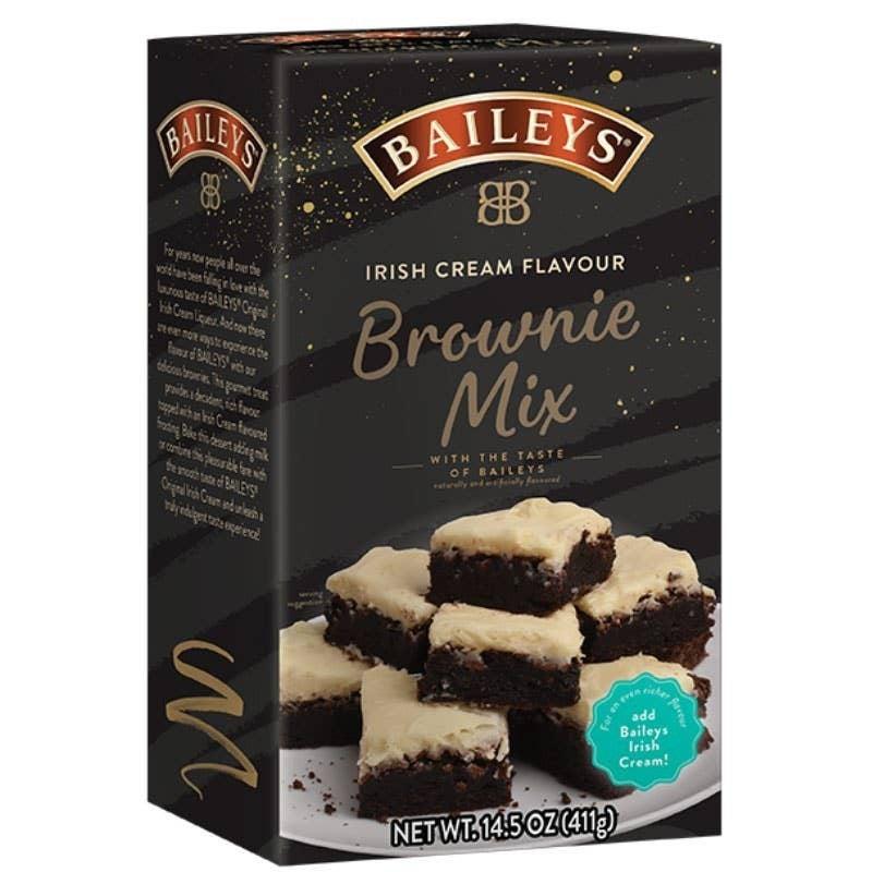 Baileys Irish Cream Brownie Mix