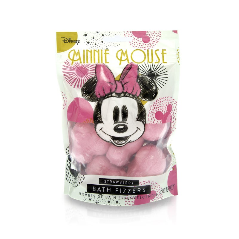 DISNEY MINNIE MAGIC BATH FIZZERS