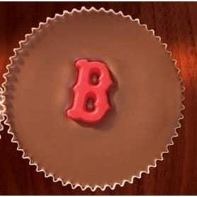 CB STUFFER BOSTON RED SOX PEANUT BUTTER CUP