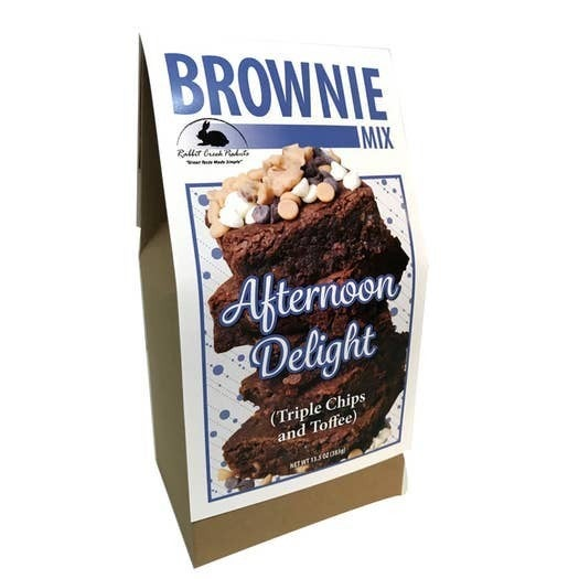RABBIT CREEK BROWNIE MIX