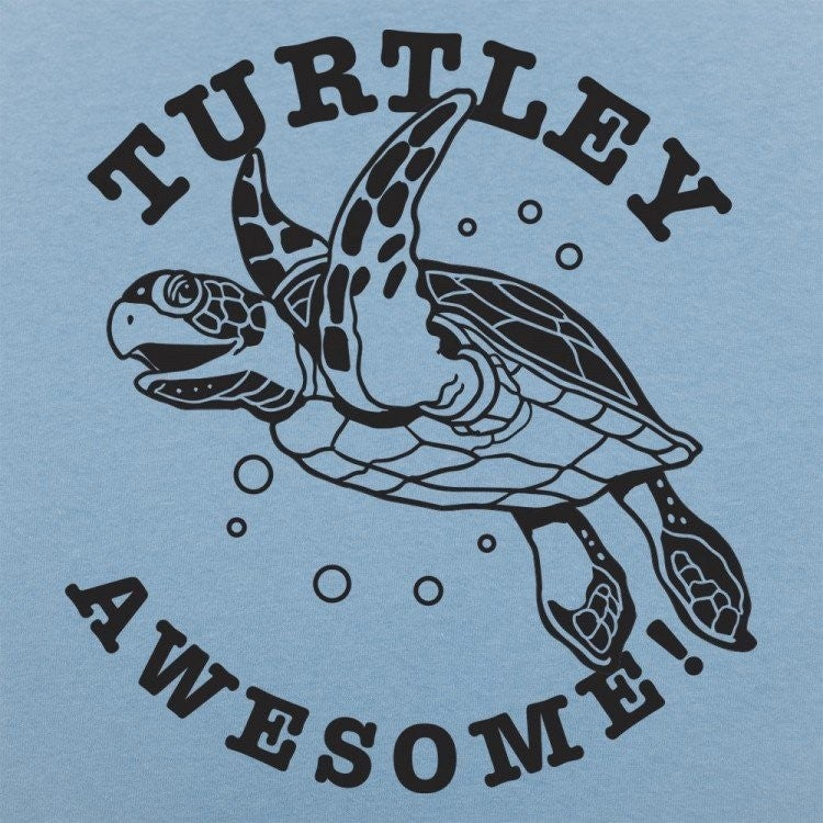 TURTLEY AWESOME GRAPHIC TEE