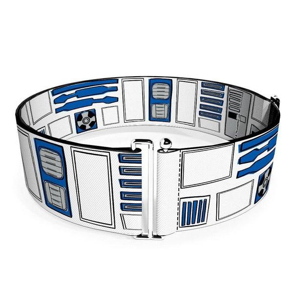 BUCKLE DOWN STAR WARS R2-D2 CINCH WAIST BELT
