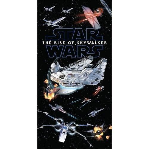 STAR WARS EPISODE IX BIG BATTLE BEACH TOWEL