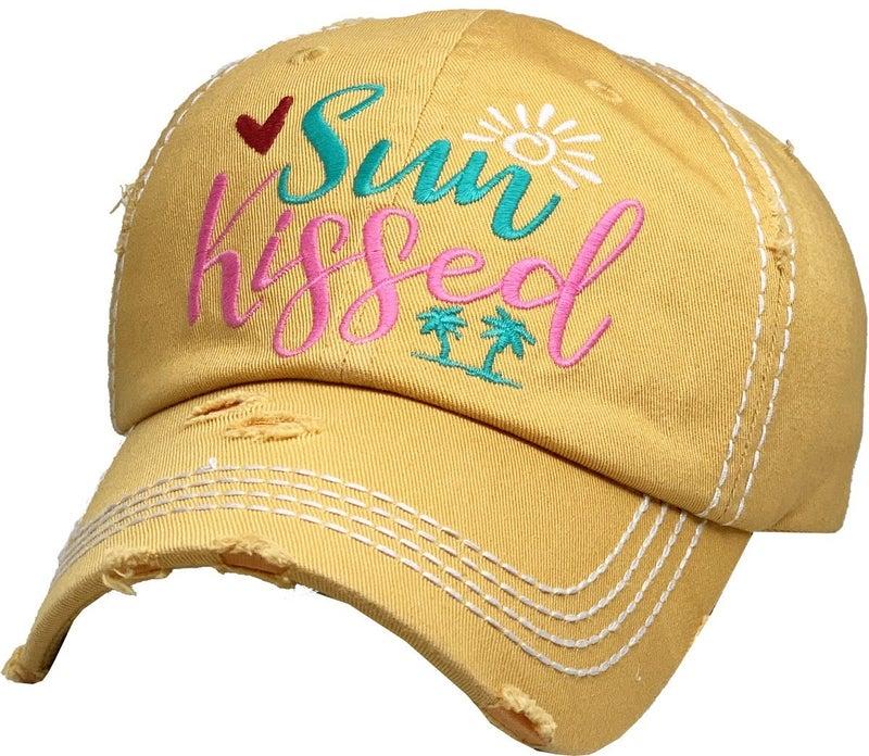 SUN KISSED VINTAGE BALLCAP