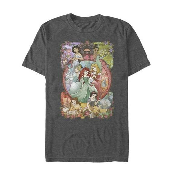 DISNEY PRINCESS POWER GRAPHIC TEE