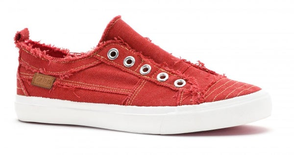 CORKYS BABALU SNEAKERS - RED
