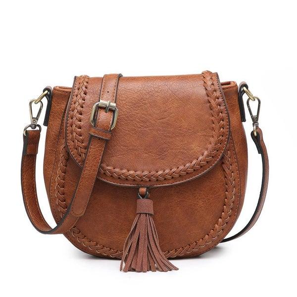 Front Tassel Saddle Bag