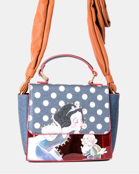 DANIELLE NICOLE Disney Snow White Pop Vintage Crossbody