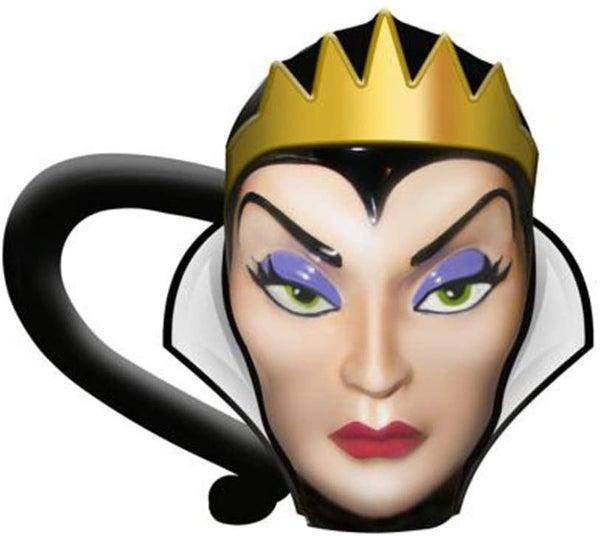 Disney Villains Evil Queen 20 oz. Premium Sculpted Mug