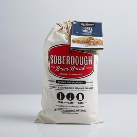 SOBERDOUGH BREW BREAD