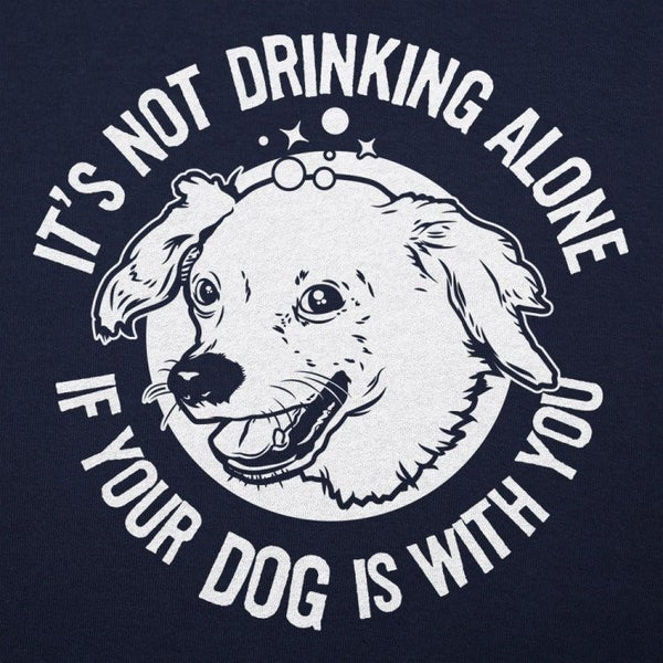 DRINKING WITH YOUR DOG GRAPHIC TEE