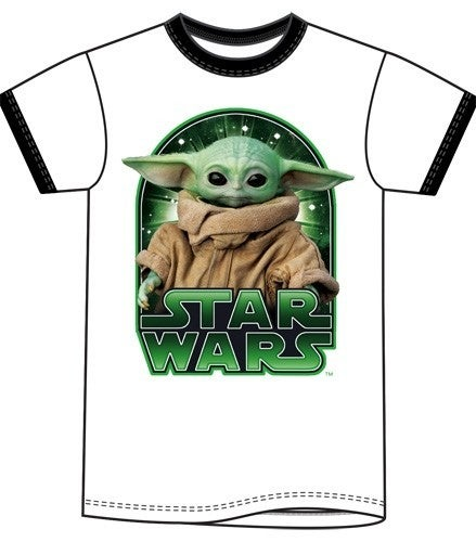 ADULT Star Wars The Child Ringer Tee