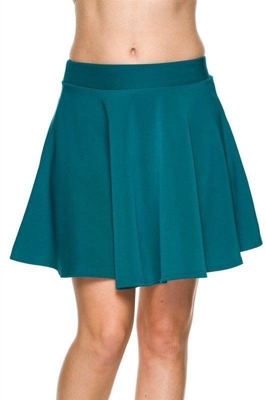 Scuba Skater Skirt