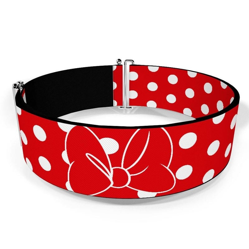 BUCKLE DOWN MINNIE MOUSE CINCH WAIST BELT