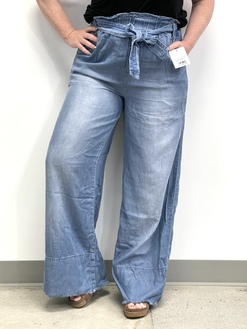 ZENANA DENIM PANTS