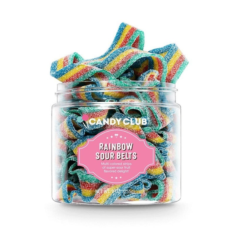 CANDY CLUB SOUR BELTS (MULTIPLE OPTIONS)