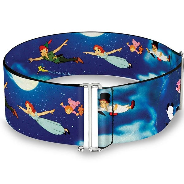 BUCKLE DOWN PETER PAN FLYING SCENE CINCH WAIST BELT