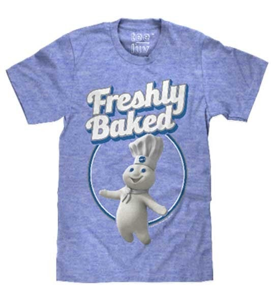 DOUGHBOY FRESHLY BAKED GRAPHIC TEE