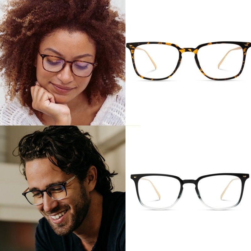 Alex Unisex Blue Light Glasses