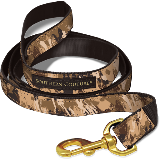 Camo Dog Collars & Leashes