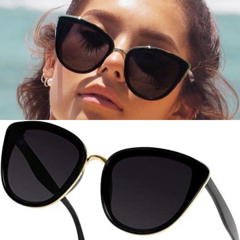 Audrey Cat Eye Sunlasses