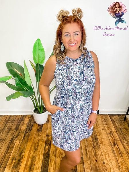 The Kelli Dress